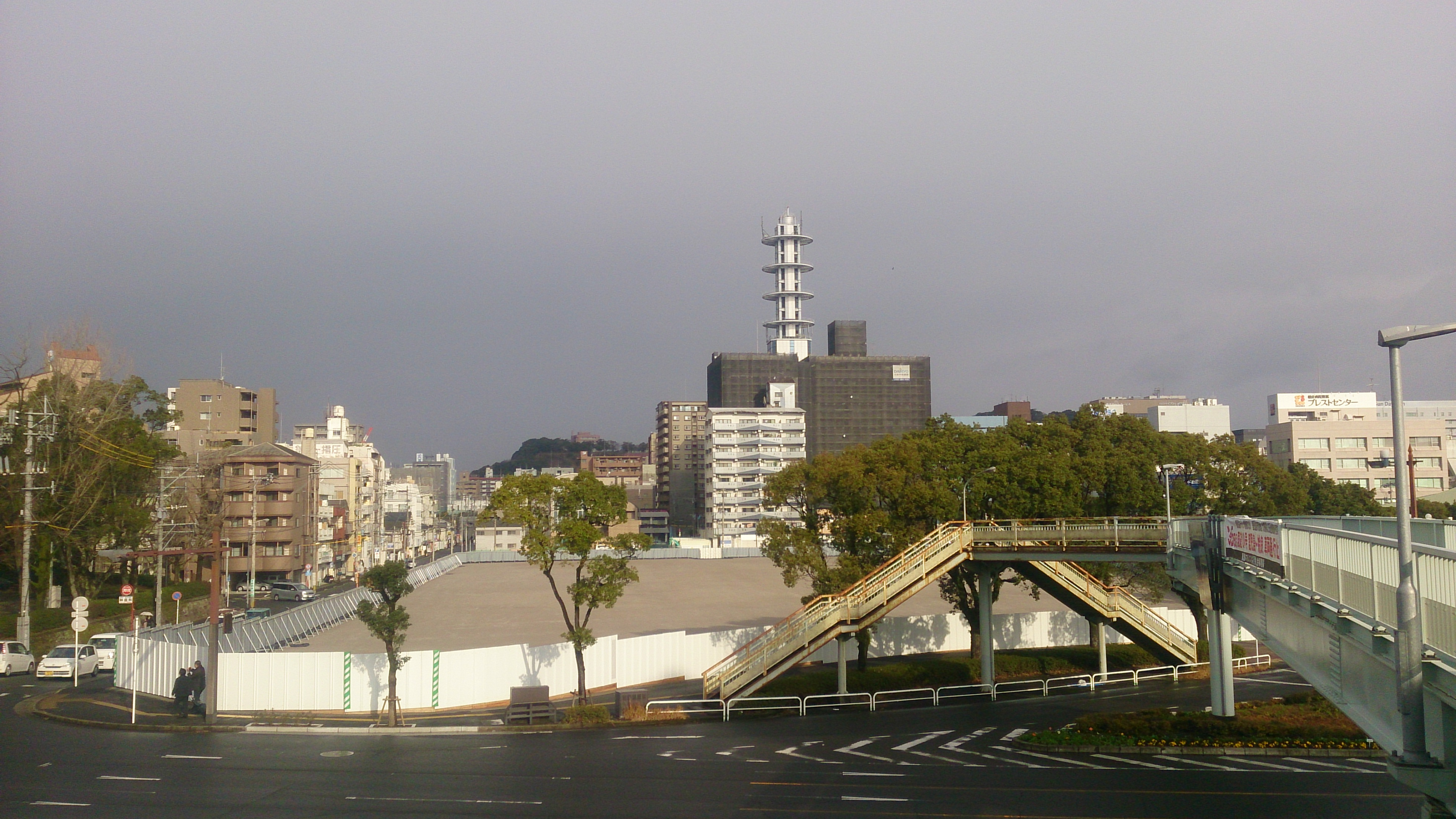 旧市立病院跡地